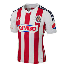 Adidas Chivas de Guadalajara Home Jersey 2014 - 2015 Authentic