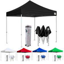 10x10 EZ POP UP Canopy Folding Gazebo Vendor Instant Shelter Beach Party Tent