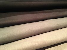 ALCANTARA -STYLE - FAUX SUEDE - UPHOLSTERY FABRIC - CAR BOAT CAMPER CARAVAN BED