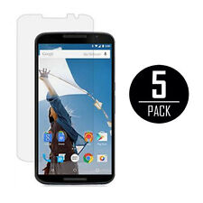 For Motorola Google Nexus 6 - HD Clear / Matte / Tempered Glass Screen Protector