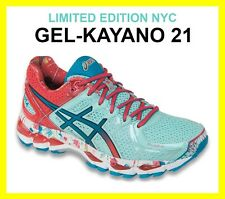 Brand New ASICS Gel Kayano 21 NYC Limited Edition Women's Running Shoe All Sizes
