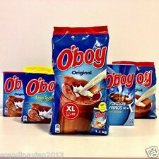 O'boy The Most Popular Chocolate Drink in Scandinavia Made in Sweden