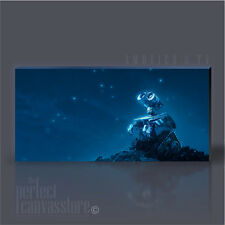 WALL-E KIDS COLLECTION STUNNING GIANT ICONIC CANVAS ART PRINT - Art Williams
