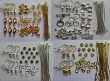 Huge Lot Making Jewelry Necklace Earring & Bracelet Kit Findings ✰✰USA Seller✰✰
