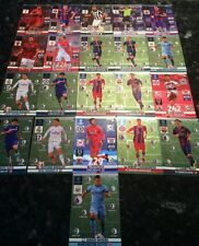 Panini Champions League 2014/2015 ADRENALYN XL Goal Machine Cards