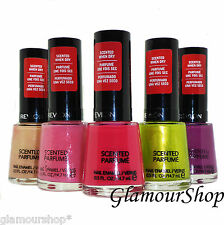 REVLON Scented Nail Polish Varnish Scented when dry