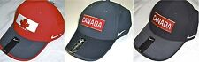 NIKE IIHF TEAM CANADA 2014 OLYMPIC HOCKEY EXCLUSIVE DRI-FIT FLEXFIT HAT CAP