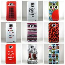 Keep Calm London Design Hard Skin Back Case Cover For Samsung Galaxy S2 i9100