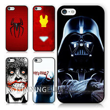 S005 Super Hero Case Cover Apple iPhone 5 6 Samsung S Note 3 4 5 Lg HTC Sony