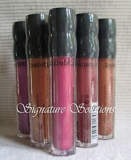 Bare Escentuals Lip ~ 100% Natural Lip Gloss - You Pick Your Color!  Q - Z