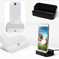 Desktop Charging Dock Stand Station Charger For Samsung Galaxy S4 S3 NOTE 2 3