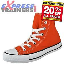 Converse Womens Junior Chuck Taylor All Star Hi Top Trainers *AUTHENTIC*
