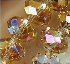 Wholesale  Champagne AB Swarovski Crystal Gemstone Loose Beads