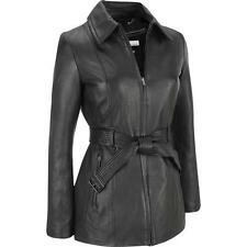 Wilsons Leather Womens Classic Lamb Belted Hipster W/ Zipout Liner