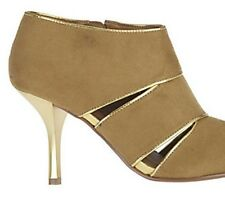 KathyVanZeeland Shooties with Cutout Detail PICK SIZE & COLOR