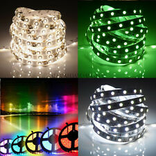 5M 10M 15M 3528 5050 5630 LED Tira Luz Strip Rope Light Impermeable 24/44 Mando