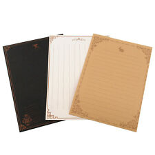 8pcs Romantic White European Style Vintage Letter Journal  Paper Stationery Gift