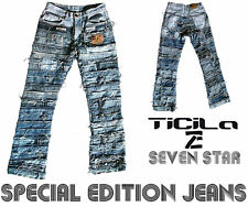 Ticila SEVEN STAR TWO Special Edition Handmade Jeans