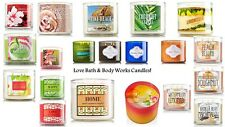 Bath & Body Works Candle 3 Wick Large 14.3oz Eucalyptus Caribbean Vanilla & More