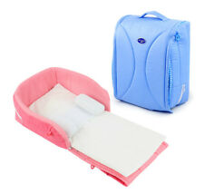 New Newborn Baby Infant Crib Cot Snuggle Travel Close & Secure Baby Bed Sleeper