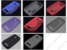 Multi Color S-Types TPU Silicone CASE Cover For Nokia Lumia 610