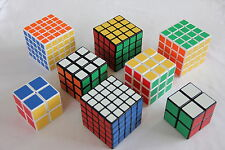 Shengshou Magic Cube 2x2x2 3x3x3 4x4x4 5x5x5 Matt Inspired By Rubik's Cube SYD