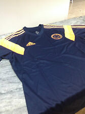 COLOMBIA SELECCION TRAINING JERSEY (G77246) 100% ORIGINAL RECEIPT PROVIDED