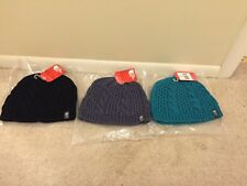 the North Face Women's Cable Minna Beanie One Size 100% Authentic
