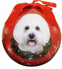 Bichon Frise Dog: Quality Gifts, Pens, Keyrings,Magnets, Xmas baubles, etc