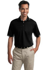 Port Authority Dry Zone Colorblock Ottoman Polo. K524 Mens