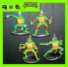 NICKELODEON TEENAGE MUTANT NINJA TURTLES - TMNT  1-2 FIGURINES CEILING FAN PULLS