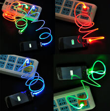 LED Light 30pin USB Data Sync Charger Cable Charging Cord For iPhone 4 4S ipad3