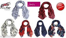 Joules Wensley Scarf (R) - Varioues Colours - Free UK Shipping