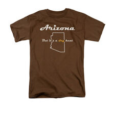 Arizona But It's A Dry Heat Funny State Saying Adult T-Shirt