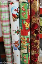 Christmas Designs Tablecloth Oilcloth Vinyl Wipe Clean Wipeable 140cm x 200cm