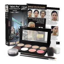 Mehron Mini-Pro Student Makeup Kit - Perfect for Students and Theatres