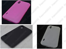 Multi Color Matting TPU Silicone CASE Cover For LG Optimus Black P970