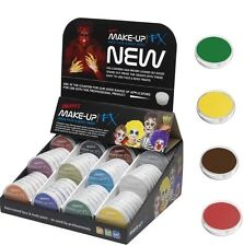 BODY & FACE PAINT Halloween Makeup Smiffy's Water Based Non Allergic