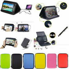 """Colorful Speaker Sounder Case+Pen For 7"""" Double Power DPA23D Android 4.4 Tablet"""
