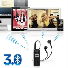 BLUEDIO I4 Best Bluetooth Stereo Headsets Handsfree With Call Mic For Universal