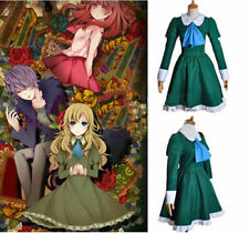 IB Mary and Garry Game Mary uniform Cosplay Costume A dress free shipping xs-xl