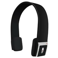 OVER THE HEAD BLUETOOTH WIRELESS STEREO HEADSET HEADPHONE W MIC for AT&T PHONES