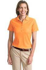 Port Authority Ladies EZCotton Pique Polo. L800