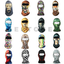 3D Fashion Bicycle Cycling Ski Hat Balaclava Neck Full Face Mask Warm Cover Cap