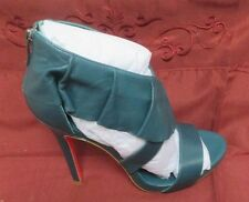 SUECOMMA BONNIE BLUE GREEN WOMEN SANDALS SIZES VARY  SW1