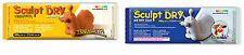 Modelling Clay Air Drying Terracotta White 500g or 1kg Craft