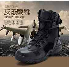 TACTICAL OUTDOOR HUNTING LINGHTWEIGHT COMBAT ARMY BOOTS MULTI COLORS