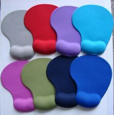 Soft Mouse Pad Comfort Wrist Mat For Optical Laptop Mouse Mice