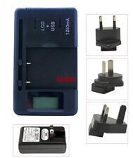 J-M1 Battery Charger for Blackberry Bold 9900 9930 Torch 9850 9860 Curve 9380