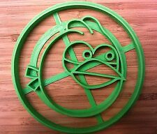 Angry Birds Cookie Cutter - Choice of Sizes (3D Printed Plastic)